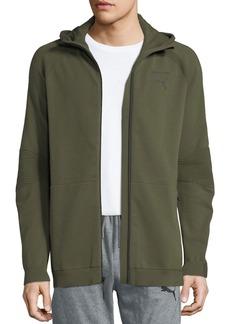 Puma Men's Evoknit Zip-Front Sweatshirt