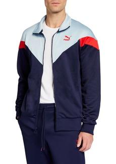 b84509ca8a699 Puma Men's Iconic MCS Track Jacket