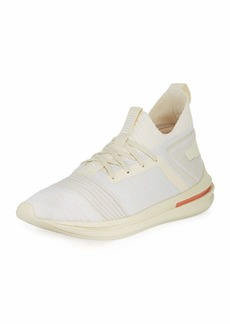 Puma Men's Ignite Limitless SR Evo Knit Sneakers  White