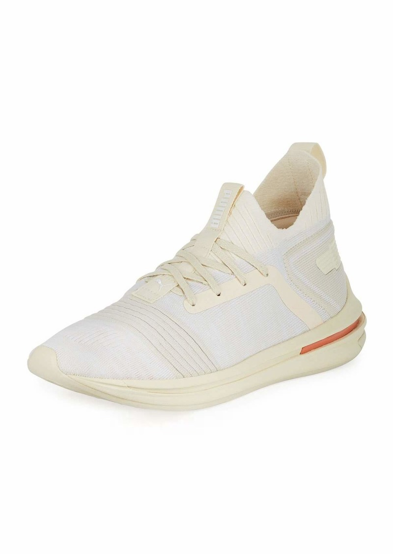 newest ebaf0 8167c Puma Men's Ignite Limitless SR Evo Knit Sneakers White | Shoes