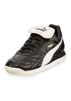 Puma Men's King Avanti Premium Leather Sneakers