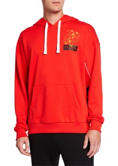 Puma Men's Last Dayz Embroidered Hoodie