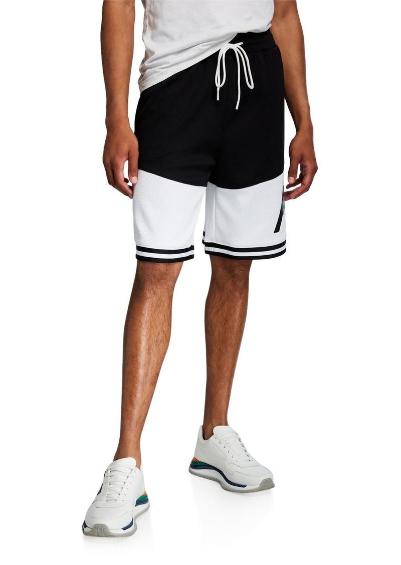 Puma Men's LuxTG Colorblock Basketball Shorts