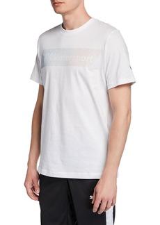 Puma Men's Motorsport Logo Short-Sleeve T-Shirt