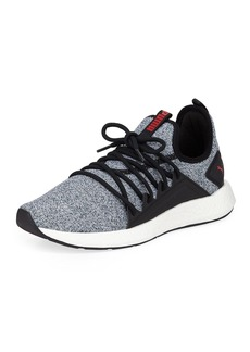 Puma Men's Nrgy Neko Mesh-Knit Sneakers