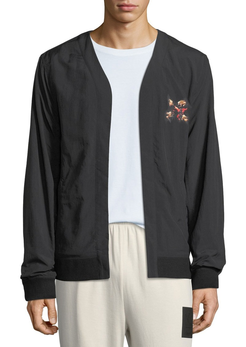 pretty and colorful wholesale price shop Men's x XO Bomber Jacket