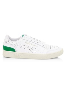 Puma Men's Ralph Sampson Leather Low-Top Sneakers