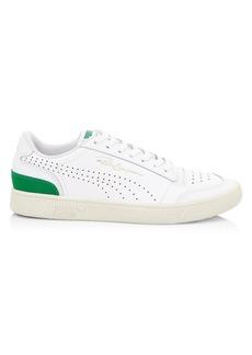 Puma Men's Ralph Sampson Leather Low-Top Sneakers