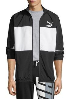 Puma Men's Retro Woven Track Jacket