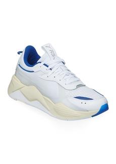 Puma Men's RS-X Tech Mixed-Media Running Sneakers