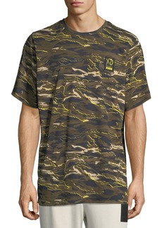 Puma Men's Short-Sleeve Camo T-Shirt