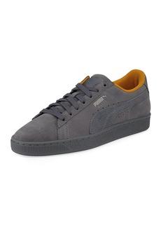 Puma Men's Suede Classic Tonal Nu Skool Sneakers