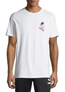 Puma Men's Super Logo Graphic T-Shirt