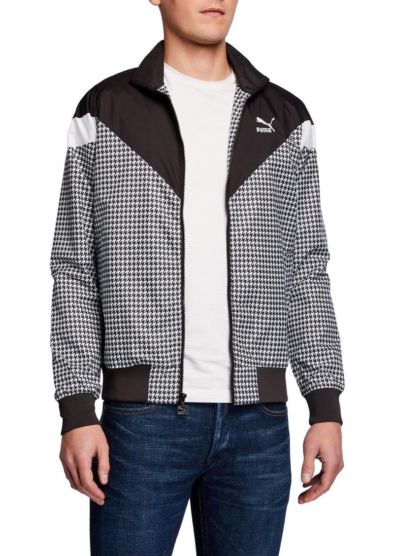 Puma Men's Trend MCS Graphic Track Jacket