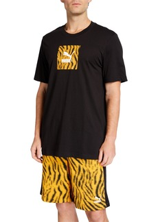 Puma Men's Wild Pack Graphic T-Shirt
