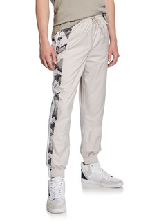 Puma Men's Wild Pack Two-Tone Tapered Pants