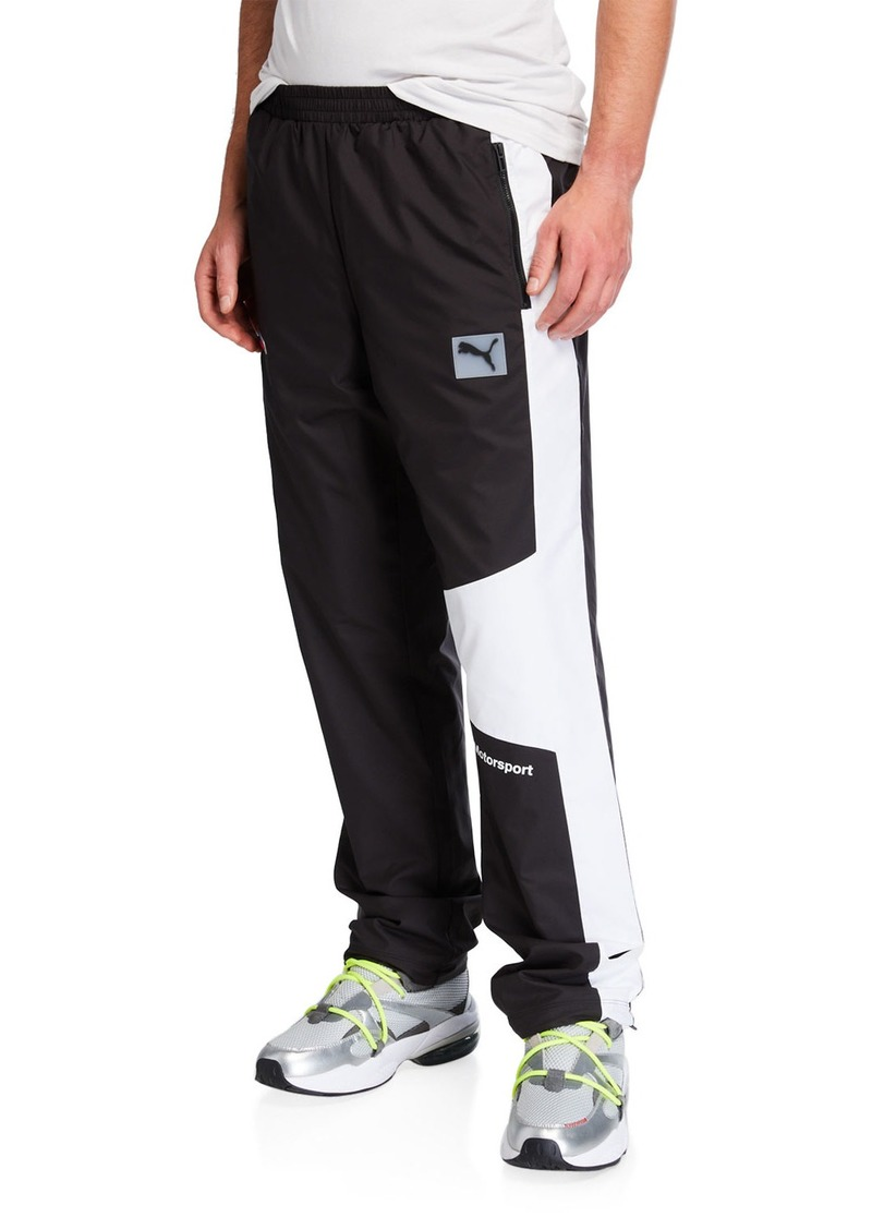 Puma Men's x BMW MMS Street Track Pants