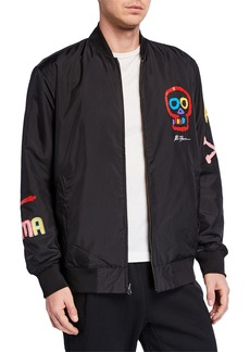 Men's Puma x BT Reversible Bomber Jacket
