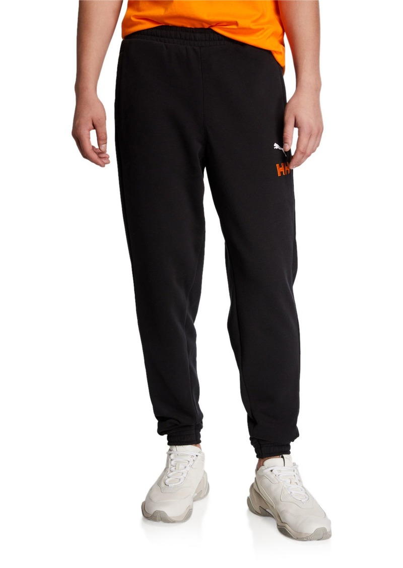Puma Men's x Helly Hansen Fleece Sweatpants