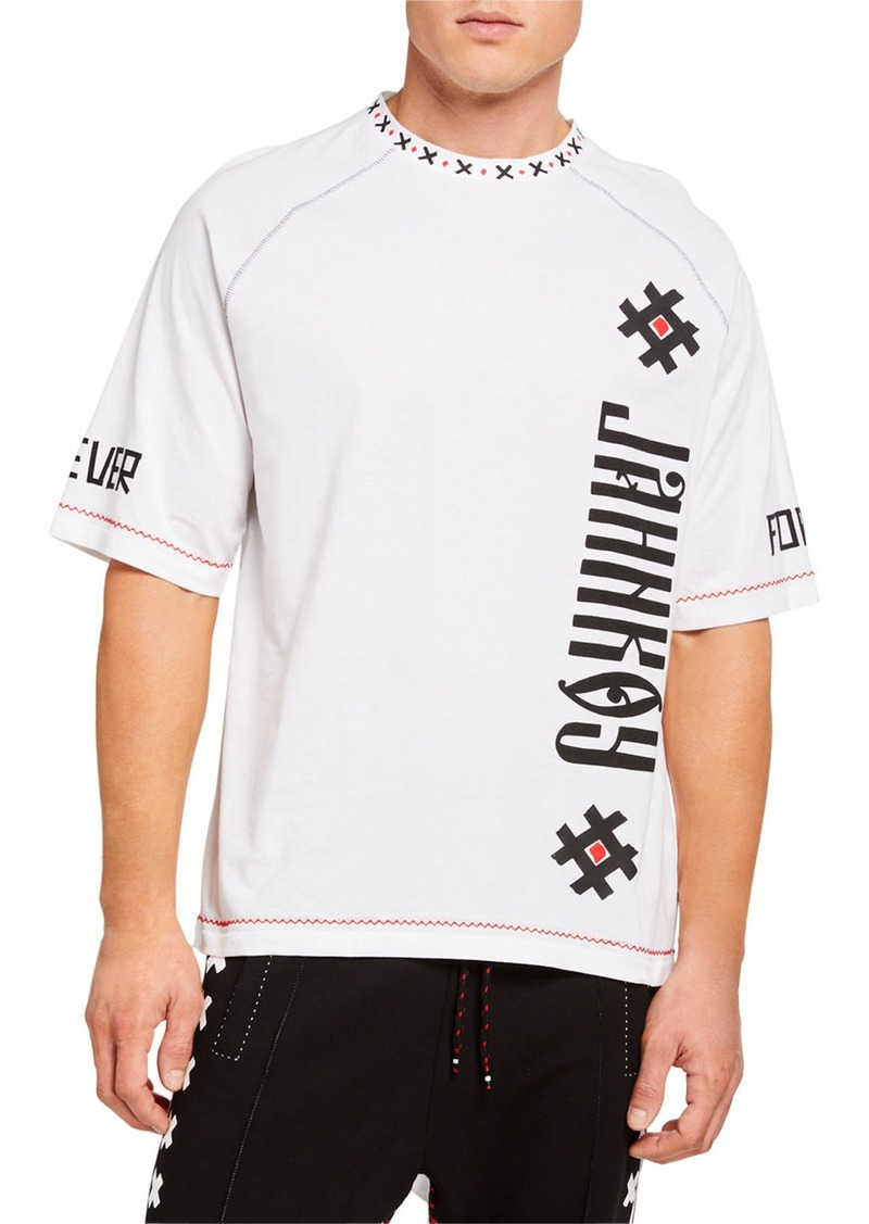 Puma Men's x Jahnkoy Graphic T-Shirt