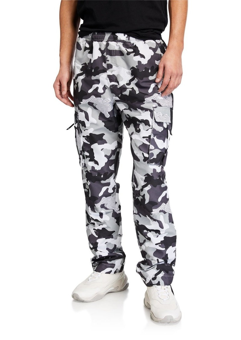 Puma Men's XTG Trail Camo Cargo Pants