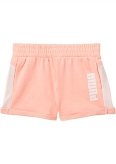 Puma Mesh Fashion Toddler Shorts