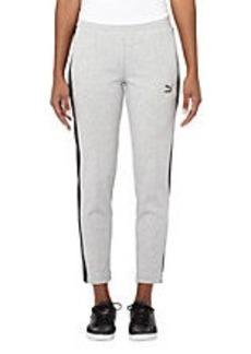 Puma Mesh Track Pants