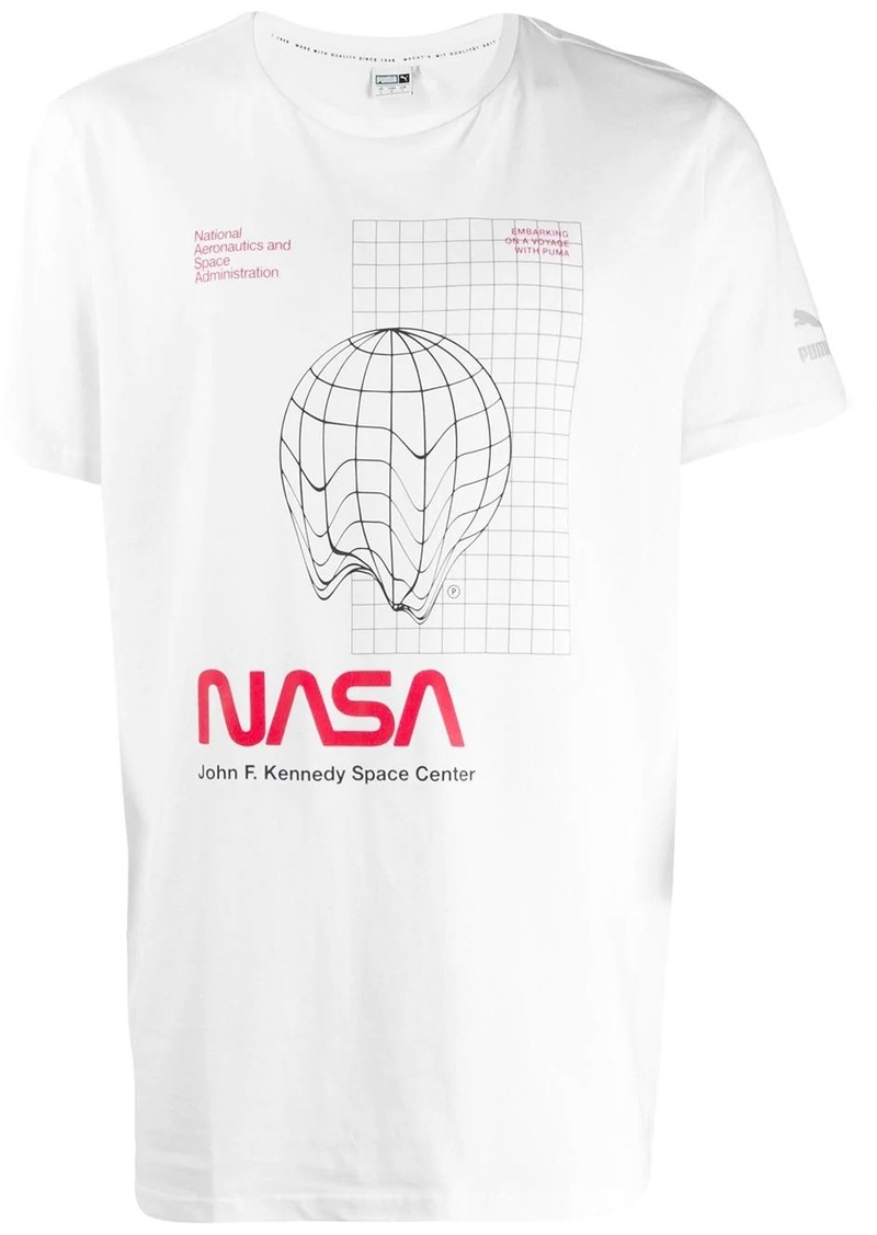 Puma Nasa T-shirt | Casual Shirts