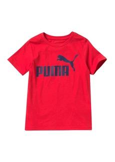 Puma No. 1 Logo T-Shirt (Toddler Boys)