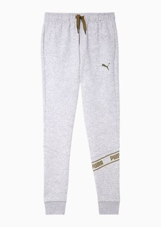 Puma No.1 Logo Kids' Fleece Joggers JR