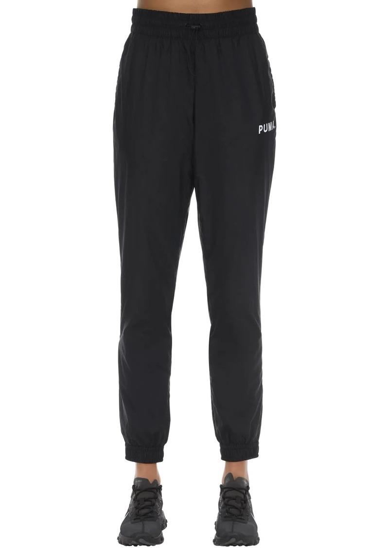 Puma Nylon Track Pants
