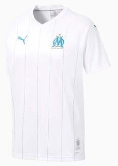 Puma Olympique de Marseille Men's Home Replica Jersey