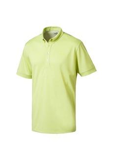 Puma Golf Men's Oxford Heather Polo