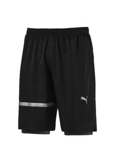"Puma Pace 9"" 2-in-1 Men's Shorts"