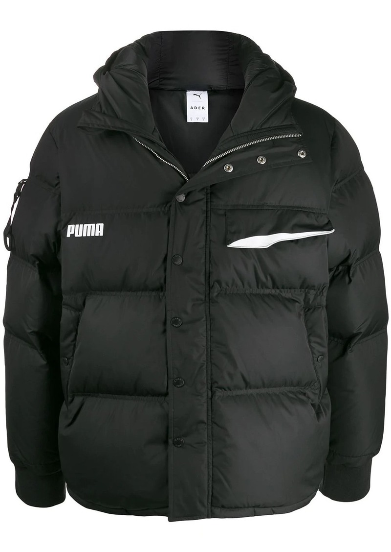 Puma padded hooded jacket