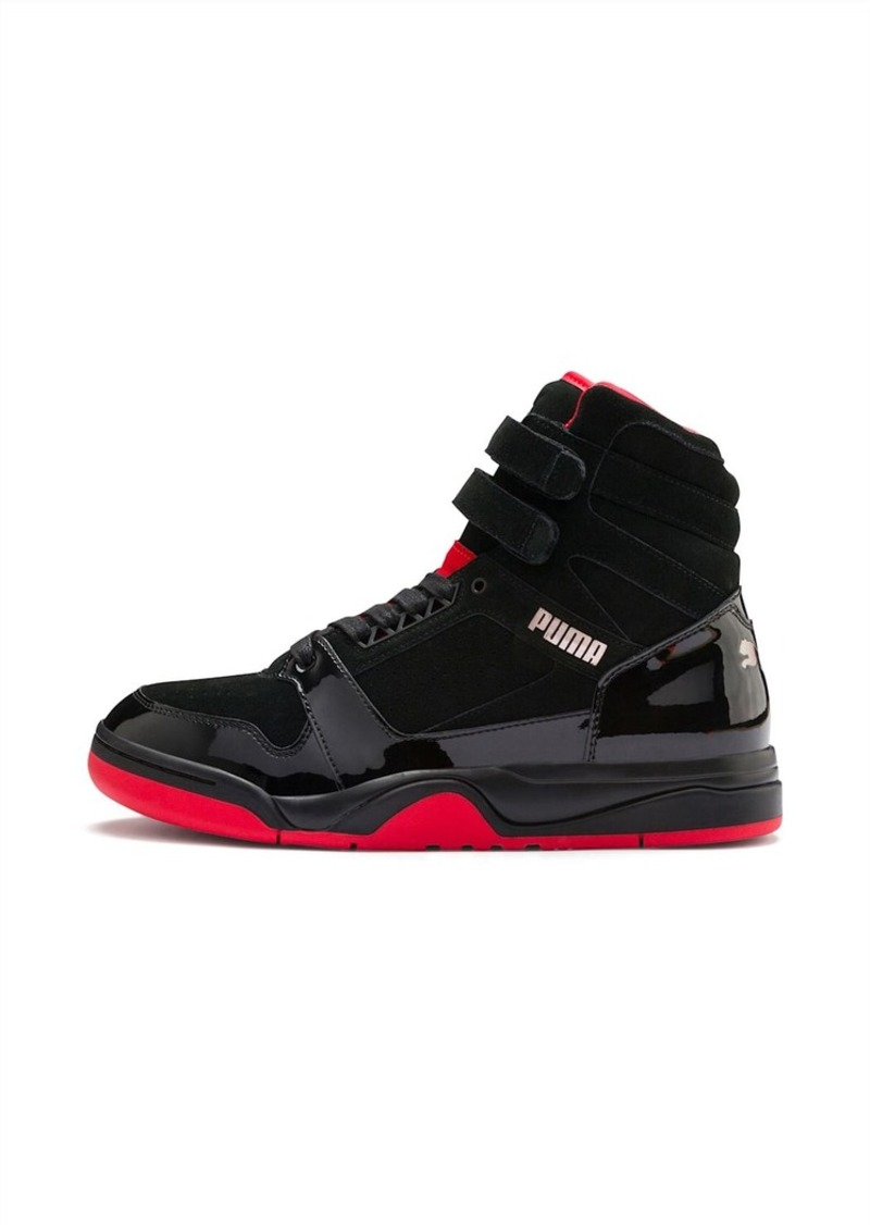 Puma Palace Guard Mid Red Carpet Sneakers