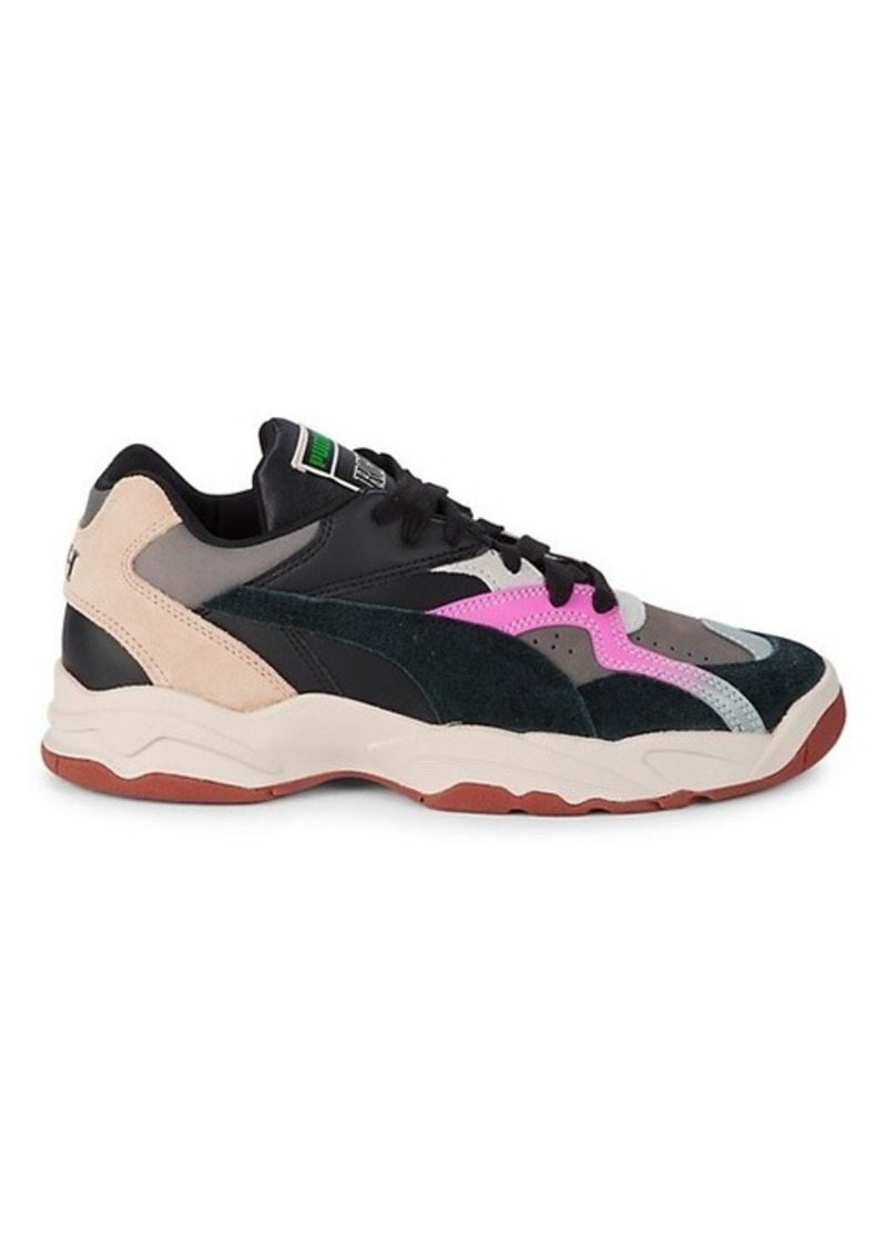 Puma Performer Lace-up Sneakers