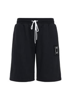 Puma Pivot Cotton Blend Sweat Shorts