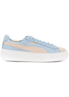 Puma platform sole sneakers
