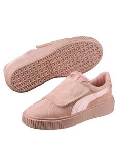 Puma Platform Strap Satin EP Women's Sneakers