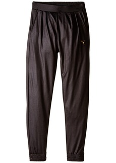 Puma Pleated Cinched Bottom Pants (Big Kids)