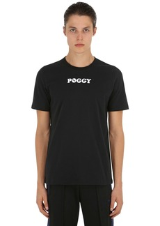 Puma Poggy Printed Cotton Jersey T-shirt