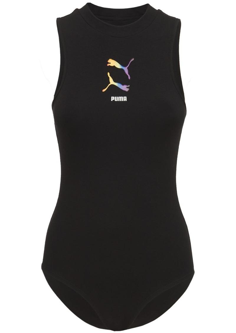 Puma Pride Pack Stretch Cotton Bodysuit