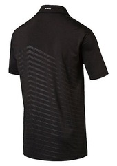 Puma Prism Stripe Golf Polo Shirt