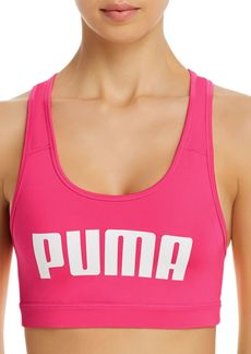 PUMA 4Keeps Logo Sports Bra
