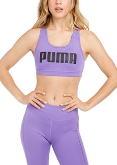 Puma 4Keeps Racerback Mid-Impact Sports Bra