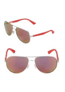 Puma 59MM Aviator Sunglasses