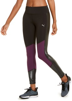 Puma After Glow dryCELL Colorblocked Leggings