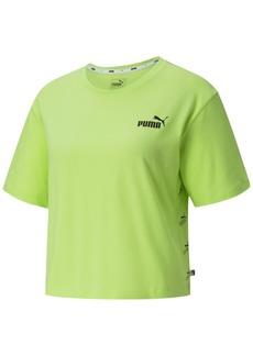 Puma Women's Amplified Cotton T-Shirt