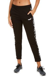 Puma Women's Amplified Logo Pants